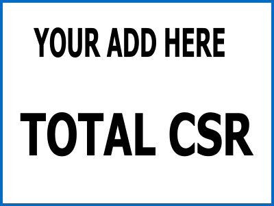 your add here total csr